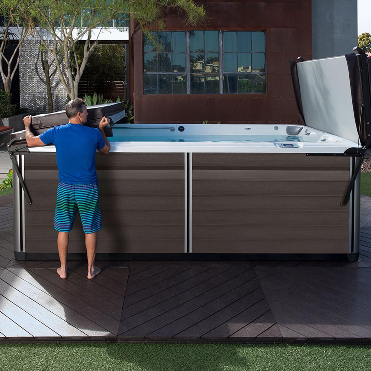Watkins Cover & Lifter - Richards Total Backyard Solutions